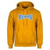 Gold Fleece Hoodie-Bears