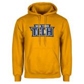 Gold Fleece Hoodie-New York Tech