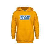 Youth Gold Fleece Hoodie-NYIT