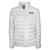 Columbia Lake 22 Ladies White Jacket-NYIT