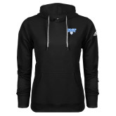 Adidas Climawarm Black Team Issue Hoodie-Primary Mark
