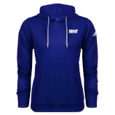 Adidas Climawarm Royal Team Issue Hoodie-NYIT