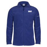 Columbia Full Zip Royal Fleece Jacket-NYIT