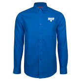 Red House French Blue Long Sleeve Shirt-Primary Mark