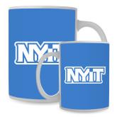 Full Color White Mug 15oz-NYIT