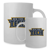 Full Color White Mug 15oz-New York Tech