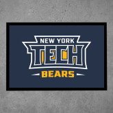 Full Color Indoor Floor Mat-New York Tech Bears