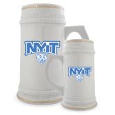 Full Color Decorative Ceramic Mug 22oz-Primary Mark