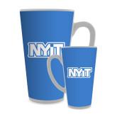 Full Color Latte Mug 17oz-NYIT
