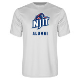 Performance White Tee-Alumni