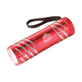 Astro Red Flashlight-Official Logo Engraved