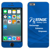 iPhone 5/5s Skin-Kidney Care Encourage Enhance Empower Stacked
