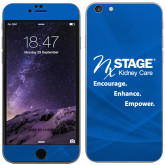 iPhone 6 Plus Skin-Kidney Care Encourage Enhance Empower Stacked