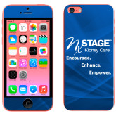 iPhone 5c Skin-Kidney Care Encourage Enhance Empower Stacked