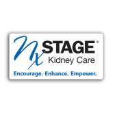 Medium Decal-Kidney Care Encourage Enhance Empower, 8 inches wide