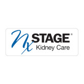 Large Decal-Kidney Care, 12 inches wide