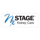 Extra Large Decal-Kidney Care, 18 inches wide