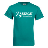 Teal T Shirt-Kidney Care