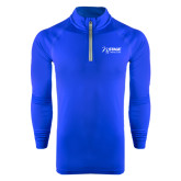Under Armour Royal Tech 1/4 Zip Performance Shirt-Kidney Care