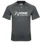 Under Armour Carbon Heather Tech Tee-Kidney Care