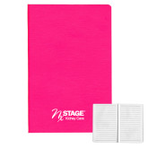 5 ½ x 8 ¼ Neon Pink Writers Journal-Kidney Care