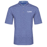 Nike Golf Dri Fit Royal Heather Polo-Kidney Care