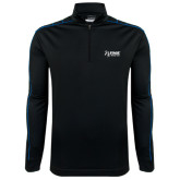 Nike Golf Dri Fit 1/2 Zip Black/Royal Cover Up-Kidney Care