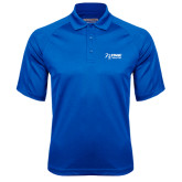 Royal Textured Saddle Shoulder Polo-Kidney Care