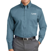 Red House Teal Long Sleeve Shirt-Kidney Care