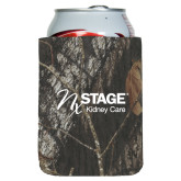 Collapsible Mossy Oak Camo Can Holder-Kidney Care