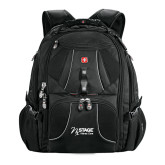 Wenger Swiss Army Mega Black Compu Backpack-Kidney Care