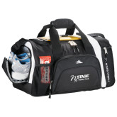 High Sierra Black 22 Inch Garrett Sport Duffel-Kidney Care