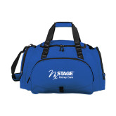 Challenger Team Royal Sport Bag-Kidney Care