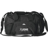 High Sierra Black Switch Blade Duffel-Kidney Care