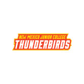 Small Decal-Thunderbirds Word Mark, 6 inches wide