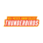 Extra Large Decal-Thunderbirds Word Mark, 18 inches wide