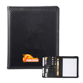 Carbon Fiber Tech Padfolio-Primary Logo