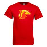 Red T Shirt-Thunderbird Head