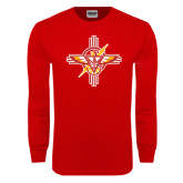 Red Long Sleeve T Shirt-T-Bird
