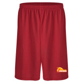 Performance Classic Red 9 Inch Short-Primary Logo