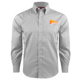 Red House Grey Plaid Long Sleeve Shirt-Primary Logo