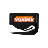 Black Letter Opener-Thunderbirds Word Mark