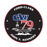 Small Decal-CVN 79, 6 inches tall