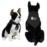 Black Pet Bandana-Huntington Ingalls Industries