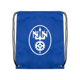 Royal Drawstring Backpack-Icon