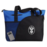 Excel Royal Sport Utility Tote-Icon