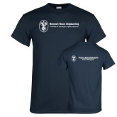 Navy T Shirt-Business Management