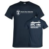 Navy T Shirt-IPPC
