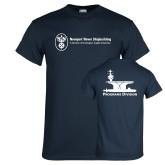 Navy T Shirt-Programs Division