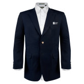Classic Navy Blazer-Huntington Ingalls Industries